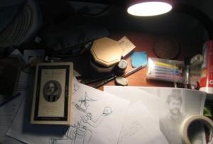 Grid, ilustras, conceito, idéias, relatório...